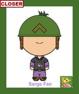 Flipline - Sarge Fan