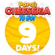 Cheeseria To Go! Launch Date