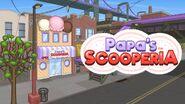 Papa Scooperia logo