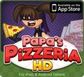 "Pizzeria HD promo ""Get It Now!"""