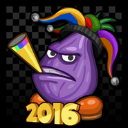 New Year Onion