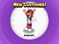 Scarlett New Customer