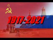 UPDATE! Soviet-Russian Anthem 1917-2021