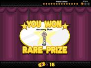Bronz prize-Strike Out-Bakeria