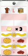 Pancakeria HD Hugo (Regular)
