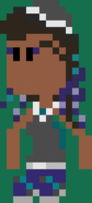 Pixel Indigo