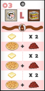 Tony's Pancakeria Order