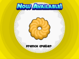 French Cruller