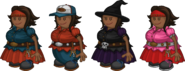 PLP Rhonda Outfits
