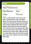 Yuki flipdeck back wiki