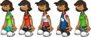 PLP Rita Outfits