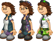 PLP Mary Outfits