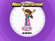 New Customer! Marely