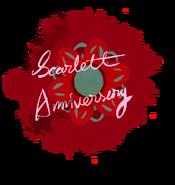 Scarlett Anniversary Logo