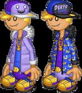 PLP Wylan B Outfits