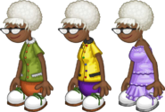 PLP Edna Outfits