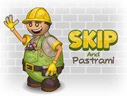 Skip in Blog