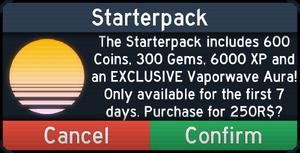 StarterpackMessage