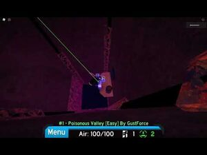 FE2- Poisonous Valley -Easy- - Solo