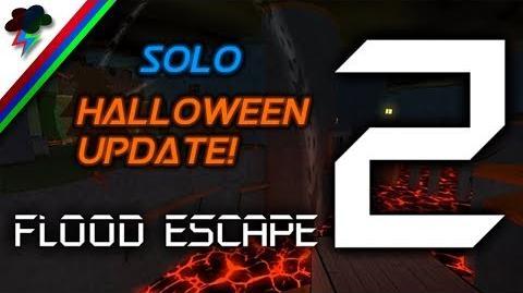 -FE2- Graveyard Cliffside -Hard- -Halloween- -Solo-