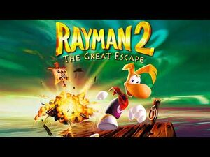 Rayman 2 Soundtrack - The Lava Tower