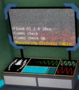 AbndF. Distress Call Detector