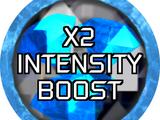 X2 Intensity Boost