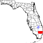 150px-Map of Florida highlighting Broward County svg.png