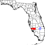 150px-Map of Florida highlighting Charlotte County svg.png