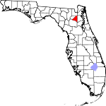 150px-Map of Florida highlighting Bradford County svg.png