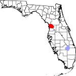 150px-Map of Florida highlighting Citrus County svg.png
