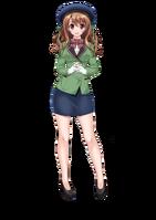Nazuna Schoolgirl