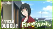 Flying Witch English Dub Official Clip - Sentai Filmworks