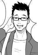 Makoto's Father