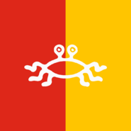 Flag of the pastafarian papal states