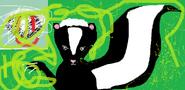 Farty Bao Bao the II Seymour Skunk