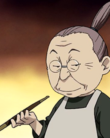 Pinako Rockbell Fullmetal Alchemist Wiki Fandom