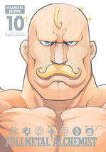 Fullmetal Alchemist Fullmetal Edition Vol 10