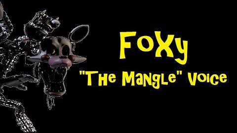 FNAF 2 Toy Foxy Mangle Voice