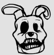 The Man In a Rabbit Suit