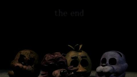 Good Ending Theme Extended - Five Nights at Freddys 3