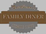 Fredbear's Family Diner menu