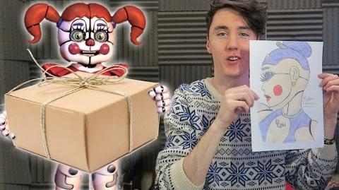 BABY (Heather Masters) Sent Me A Package! Dawko Vlog-1479585831
