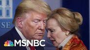 Trump's Coronavirus Press Briefings Criticized. A state of mind.