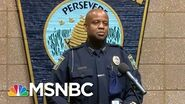 NC Police Officers' Racist Rant Caught On Tape 'I Can't Wait' For Race War All In MSNBC