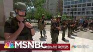 Unmarked Force traced to Texas Maddow MSNBC