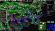 Foldit Puzzle 1588 Gameplay Timelapse