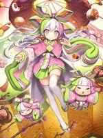 Ascended-Hishi Mochi