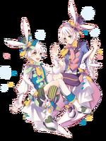 Skin-Double Scoop-Double Rabbit Trick