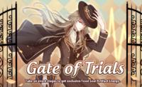 Gate of Trials (Opera Cake)